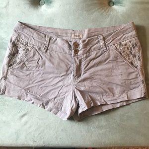 BKE Grey Shorts Sz 30